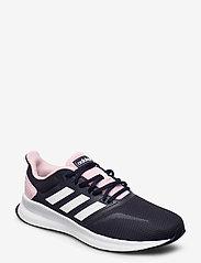 adidas Performance - RUNFALCON - juoksukengät - legink/ftwwht/clpink - 0