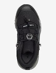 adidas Performance - TERREX MID GTX K - kozaki - cblack/grethr/cblack - 3
