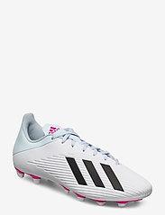 adidas Performance - X 19.4 FxG - fodboldsko - ftwwht/cblack/shopnk - 0