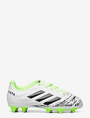adidas Performance - COPA 20.4 FG J - buty sportowe - ftwwht/cblack/siggnr - 1