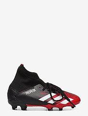 adidas Performance - PREDATOR 20.3 FG J - buty piłkarskie - cblack/ftwwht/cblack - 1