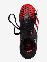 adidas Performance - PREDATOR 20.3 FG J - buty piłkarskie - cblack/ftwwht/cblack - 3