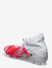 adidas Performance - PREDATOR 20.3 FG - fotbollsskor - ftwwht/cblack/pop - 2