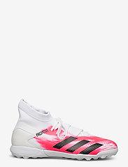 adidas Performance - PREDATOR 20.3 TF - fodboldsko - ftwwht/cblack/pop - 1