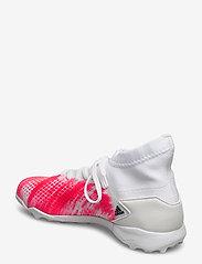 adidas Performance - PREDATOR 20.3 TF - fodboldsko - ftwwht/cblack/pop - 2