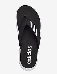 adidas Performance - Comfort Flip-Flops - sport schoenen - cblack/ftwwht/cblack - 3