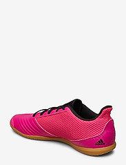 adidas Performance - PREDATOR 19.4 IN SALA - jalkapallokengät - shopnk/cblack/shopnk - 2
