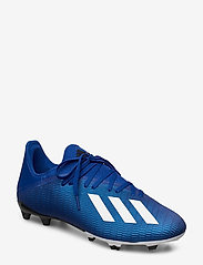 adidas Performance - X 19.3 FG - jalkapallokengät - royblu/ftwwht/cblack - 0