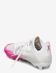 adidas Performance - X 19.3 FG J - buty sportowe - ftwwht/cwhite/shopnk - 2