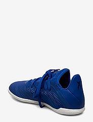 adidas Performance - X 19.3 IN J - buty piłkarskie - royblu/ftwwht/cblack - 2
