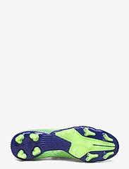 adidas Performance - X GHOSTED.2 FG - fotbollsskor - siggnr/eneink/sesosl - 4