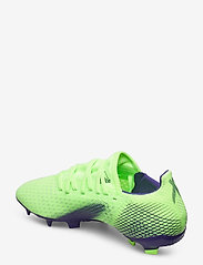 adidas Performance - X GHOSTED.3 FG - fotbollsskor - siggnr/eneink/siggnr - 2