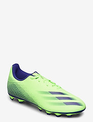 adidas Performance - X GHOSTED.4 FxG - fodboldsko - siggnr/eneink/siggnr - 0