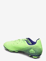 adidas Performance - X GHOSTED.4 FxG - fodboldsko - siggnr/eneink/siggnr - 2