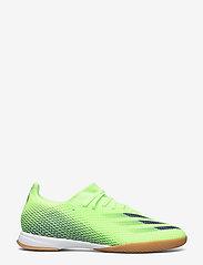 adidas Performance - X GHOSTED.3 IN - fodboldsko - siggnr/eneink/siggnr - 1