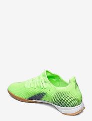adidas Performance - X GHOSTED.3 IN - fodboldsko - siggnr/eneink/siggnr - 2