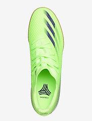 adidas Performance - X GHOSTED.3 IN - fodboldsko - siggnr/eneink/siggnr - 3