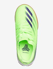 adidas Performance - X GHOSTED.3 IN J - sportschuhe - siggnr/eneink/ftwwht - 3