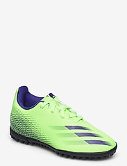 adidas Performance - X GHOSTED.4 TF J - schuhe - siggnr/eneink/siggnr - 0
