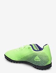 adidas Performance - X GHOSTED.4 TF J - schuhe - siggnr/eneink/siggnr - 2