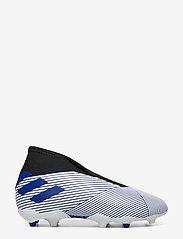 adidas Performance - NEMEZIZ 19.3 LL FG J - buty sportowe - ftwwht/royblu/cblack - 1