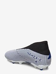 adidas Performance - NEMEZIZ 19.3 LL FG J - buty sportowe - ftwwht/royblu/cblack - 2