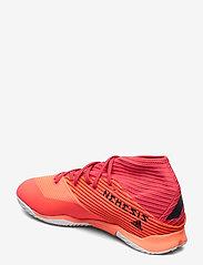 adidas Performance - NEMEZIZ 19.3 IN - fodboldsko - sigcor/cblack/glored - 2