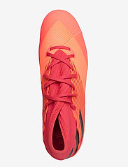 adidas Performance - NEMEZIZ 19.3 IN - fodboldsko - sigcor/cblack/glored - 3