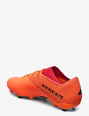 adidas Performance - NEMEZIZ 19.2 FG - fodboldsko - sigcor/cblack/glored - 2