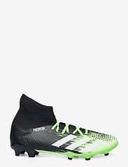 adidas Performance - PREDATOR 20.3 FG - fotballsko - siggnr/ftwwht/cblack - 1