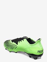 adidas Performance - PREDATOR 20.2 FG - fodboldsko - siggnr/ftwwht/cblack - 2