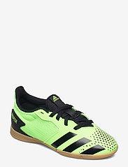 adidas Performance - PREDATOR 20.4 IN SALA J - sportschuhe - siggnr/cblack/gum3 - 0