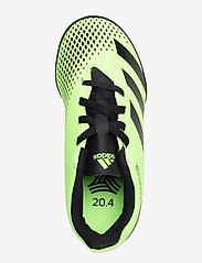 adidas Performance - PREDATOR 20.4 IN SALA J - sportschuhe - siggnr/cblack/gum3 - 3