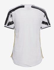adidas Performance - Juventus Women's Home Jersey - football shirts - white/black - 2