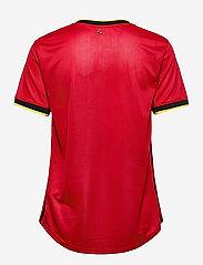 adidas Performance - Belgium 2020 Home Jersey W - football shirts - colred - 2