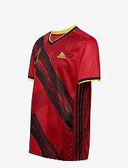 adidas Performance - Belgium 2020 Home Jersey - football shirts - colred - 3