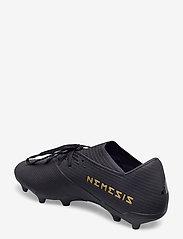 adidas Performance - NEMEZIZ 19.2 FG - fodboldsko - cblack/cblack/utiblk - 2