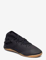 adidas Performance - NEMEZIZ 19.3 IN - fodboldsko - cblack/cblack/utiblk - 0