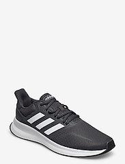 adidas Performance - Runfalcon - löbesko - gresix/ftwwht/cblack - 0