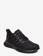 adidas Performance - RUNFALCON K - buty treningowe - cblack/cblack/cblack - 0