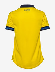 adidas Performance - Sweden 20/21 Home Jersey W - football shirts - yellow/nindig - 2