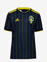 adidas Performance - Sweden 20/21 Away Jersey - voetbalshirts - nindig/yellow - 0