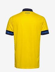 adidas Performance - Sweden 20/21 Home Jersey - football shirts - yellow/nindig - 2