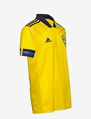 adidas Performance - Sweden 20/21 Home Jersey - football shirts - yellow/nindig - 5