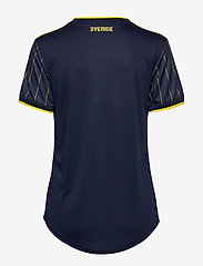 adidas Performance - Sweden 20/21 Away Jersey W - voetbalshirts - nindig/yellow - 2