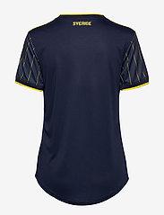 adidas Performance - Sweden 20/21 Away Jersey W - football shirts - nindig/yellow - 2