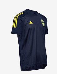 adidas Performance - Sweden 20/21 Training Jersey - voetbalshirts - nindig - 4