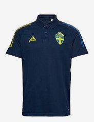 adidas Performance - Sweden Polo Shirt - koszulki polo - nindig - 1