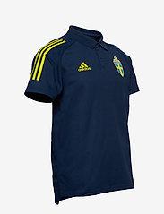 adidas Performance - Sweden Polo Shirt - koszulki polo - nindig - 3