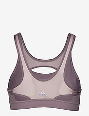 adidas Performance - DRST TORCH BRA - sort bras:high - legprp - 2